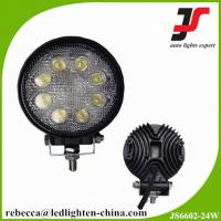 Buy cheap 12v led light high power led driving light 24W CREE led work light from wholesalers