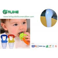 Buy cheap Food safe silicone  Food Grade Liquid Silicone Rubber For Baby Bottle, Baby Nipple, Pacifier from wholesalers