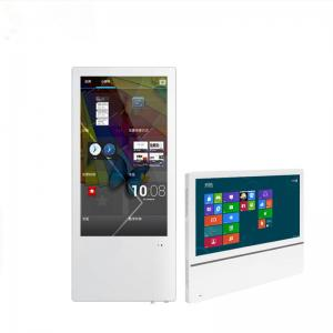 """Buy cheap 45W 21.5"""" Wall Mounted Digital Signage OSD language Lcd Elevator Display product"""