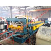 Buy cheap Metal Steel C Tile Roof Tile Roll Forming Machine With 6 Meters Auto Stacker from wholesalers