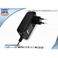 Buy cheap EU Wall Mounted 12V 2A 24W Switching Power Adatper with Indicating Light product