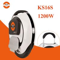 Buy cheap KINGSONG KS-16S ONE WHEEEL ELECTRIC SCOOTER 680WH 840WH BATTERY 1200W MOTOR POWER 30KM/H from wholesalers