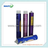 Buy cheap Empty aluminum tubes for hair color cream packing 32mm Diameter Ophthalmic cap from wholesalers