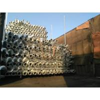 Buy cheap Anchor Pole, Ground Screw 89mm outer hot dipped galvanized made in china from wholesalers
