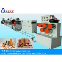 Buy cheap WPC Wood Plastic Lumber/Cladding Panel Production Line from wholesalers