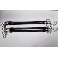 Buy cheap Standard Black Long Strength Stopdrop Tooling Used in Supermarkets Stores Expander Coil Strap Chains from wholesalers