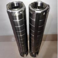 Buy cheap Electric 3HP 2.2KW Submersible Water Pumps For Agriculture Stainless Steel Material from wholesalers