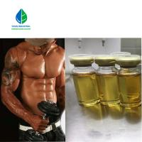 Buy cheap Hormone Injectable Anabolic Steroids Testosterone Base100mg / Ml CAS 58-22-0 from wholesalers