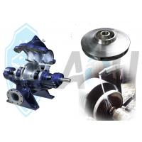 Buy cheap Industrial Axially Split Double Suction Centrifugal Pump For Delivery Clear Water from wholesalers