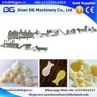 Buy cheap Jinan DG extruder Automatic Pellet Snack Food Making Machine/Panipuri Golgappa Snack Pellets Maker/processing equipment from wholesalers