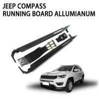 Buy cheap JEEP Compass Automatic Step Bars Professional Customized Textured from wholesalers