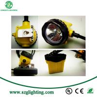 Buy cheap Mining Equipment 25000lux High Brightness Water Proof Mining Cap Lamp from wholesalers
