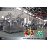 Buy cheap Automated Carbonated Drink Filling Machine For Soda , Beer , Wine Bottling from wholesalers