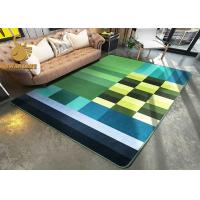 Commercial Modern Indoor Area Rugs For Home And Hotel TPR Backing
