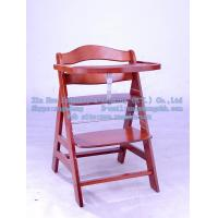 Buy cheap Wooden baby high chair, wooden baby high chair, multifunctional dining chairs from wholesalers