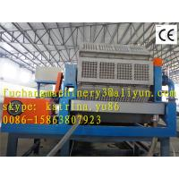 Buy cheap Recycled Paper Forming Machinery Produce Egg Tray CE Certificate from wholesalers