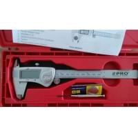 Buy cheap IP54 Silver Metal Casing Electronic Digital Caliper 150mm 3V Lithium battery from wholesalers