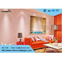 Buy cheap Cracking Pattern Non - Woven Fabric Wall Covering Modern Multifilament And Jet Beads from wholesalers