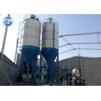 Buy cheap Powder Cement Storage Silo Fly Ash Storage Silo With Electric Dust Filter from wholesalers