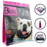 Buy cheap hedgehog food Packaging Bag hamster food Packaging Bag pet food bags pet treat bags pet treat products from wholesalers