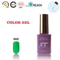 Buy cheap The uv gel polish in eggplant color made in natural Resin from wholesalers