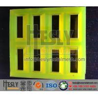 Buy cheap polyurethane Mining Screen Mesh Panel from wholesalers