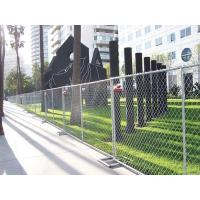 Buy cheap Ease of installation Chain Link Fencing Metal Chain link Fencing Do not obscure sunlight from wholesalers