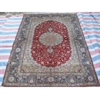 Buy cheap Grade A silk persian rug turkish rug traditional rug handmade rug from wholesalers