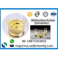 Buy cheap Primobolan / Methenolone Acetate for Muscle Growth Bodybuilding Steroids Supplements CAS434-05-9 from wholesalers