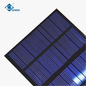 Buy cheap 12V 1.3W Residential Solar Power Panels ZW-85115-12V 24 Battery Silicon Solar PV Module product