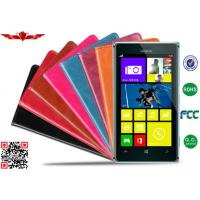 Buy cheap 100% Genuine Cow Flip Leather Cover Case For Nokia Lumia 920 920T Multi Color High Quality from wholesalers