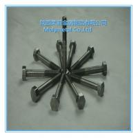 Buy cheap very beautiful molybdenum nuts Mo bolts/nuts and screwsM2,M8,m10,m4,m5 etc good price from wholesalers