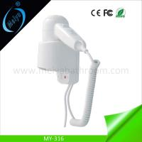 Buy cheap hot sale wall mounted hair dryer from wholesalers