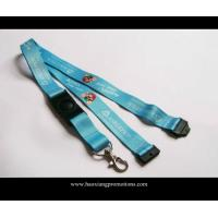 Buy cheap Customized sublimation Logo 20*900mm Promotion Polyester Neck Lanyard from wholesalers