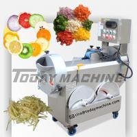 Buy cheap Good After Sales Service Onion Potato Slice Cutting Machine from wholesalers
