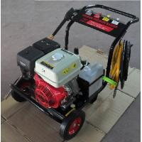 Buy cheap cold water high pressure cleaner ----gasoline type----CA-GW10-1 from wholesalers