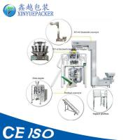 Buy cheap Professional Multihead Weigher Packing Machine 1500x1300x1500mm Dimension from wholesalers