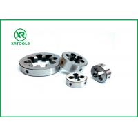Buy cheap Machine M35 / M2 Thread Cutting Dies DIN 223 Standard Alloy Steel Material from wholesalers
