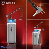 Buy cheap Cosmetology System CO2 Fractional Laser Machine For Mouth / Eyeliner Wrinkle Removal machine from wholesalers