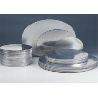 Buy cheap Alloy 3003 Aluminium Circles , Temper O H12 H14 Round Aluminum Sheet from wholesalers