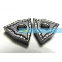 Buy cheap Heat Resistant Alloys PVD Coated Carbide Inserts With Ultra High Temperature Resistance product