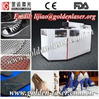 Buy cheap Leather Shoes Laser Punching Machine from wholesalers