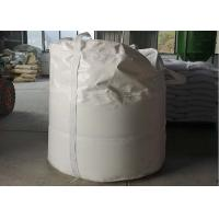 Buy cheap Collapsible Reusable One Ton Bulk Bags , Anti - UV Jumbo Plastic Storage Bags from wholesalers
