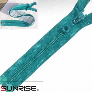 China zhejiang no.3,no.5plastic zipper manufacture fancy plastic zipper for sale on sale