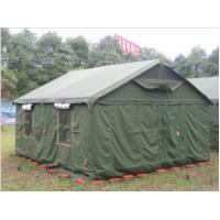 Buy cheap Relief Shelter Military Army Tent Roof Top 4.6m × 4.4m For Emergency Disaster from wholesalers