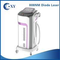 Buy cheap Professional Armpit / Bikini Line Diode Laser Hair Removal Machine 0ms~400ms from wholesalers