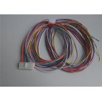 Buy cheap Multi Core Electric Automotive Wiring Harness , Customized Car Alarm Wire Harness from wholesalers