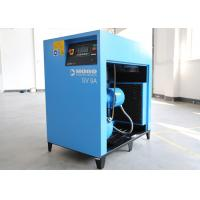 Industrial Small Direct Driven Air Compressor , Screw Type Lubricated Air Compressors 8bar 9kW