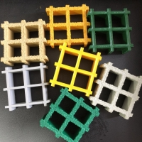 Buy cheap 25mm Molded Mesh Walkway Frp Grating from wholesalers