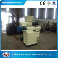 Buy cheap Customized Animal Feed Pellet Machine , hops / grass / alfalfa pellet machine from wholesalers